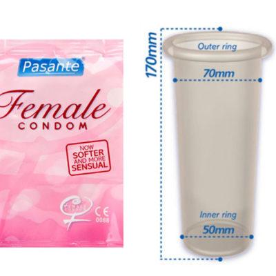 Bilder Passante Frauenkondome 3er
