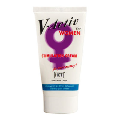 Bilder V Activ Stimulation Cream